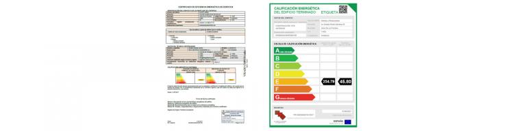 Revaloriza tu hogar con el certificado energético
